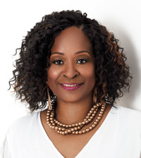 Executive Director Brenda Williams Portrait